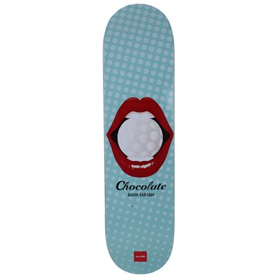 Chocolate Justin Eldridge Caddy Shack Skateboard Deck