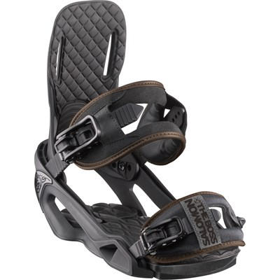 Salomon The Boss Snowboard Bindings 2012