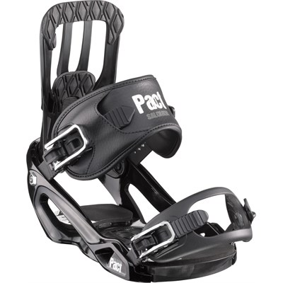 Salomon Pact Snowboard Bindings 2012
