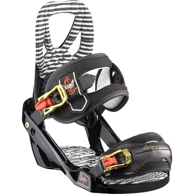 Salomon Stella Snowboard Bindings - Women's 2012