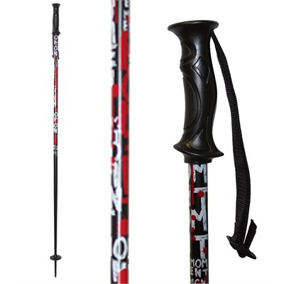 Moment Nightmare Ski Poles 2012