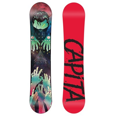 CAPiTA Micro-Scope Snowboard - Youth 2012