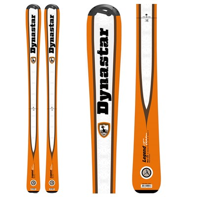 Dynastar Team Legend Skis - Youth 2012