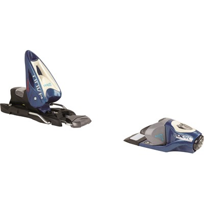 Look Nova Team 7 + Ski Bindings (85mm Brakes) - Youth 2012