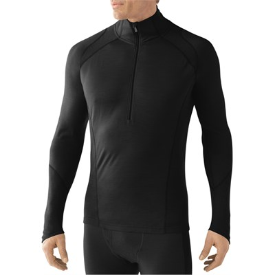 Smartwool Lightweight Zip T-Shirt