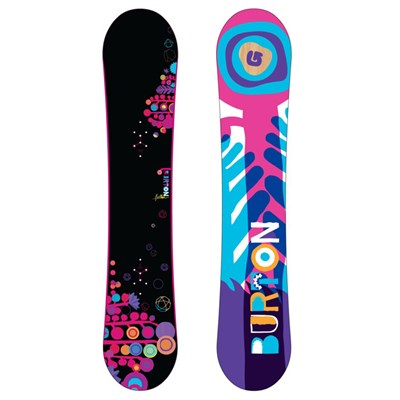 Burton Feather Snowboard - Women's 2012
