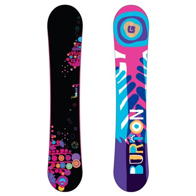 Burton Feather Wide Snowboard - Women's 2012