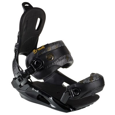 GNU B-Real Snowboard Bindings - Women's 2012