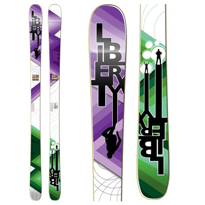 Liberty LTE Skis 2012