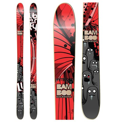 Liberty Antigen Skis  2012