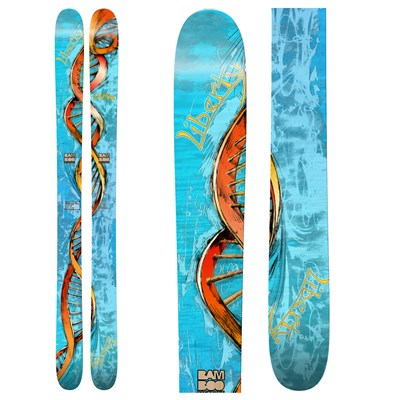 Liberty Double Helix Skis 2012