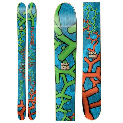 Liberty Genome Skis  2012