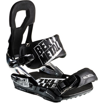 Bent Metal Mortal Snowboard Bindings 2012