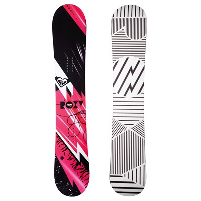 Roxy Sugar Banana Snowboard - Women's 2012