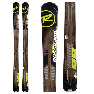 Rossignol Experience 98 Skis  2012