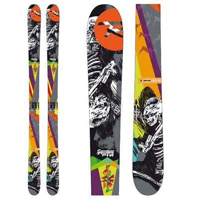 Rossignol Sprayer Skis 2012