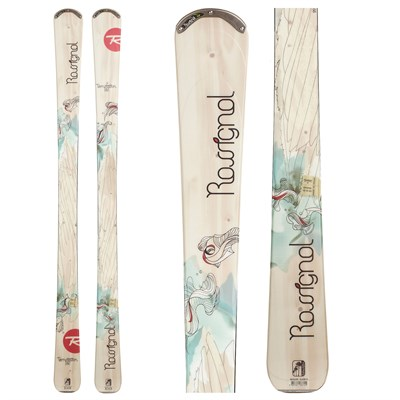 Rossignol Temptation 82 Skis - Women's 2012