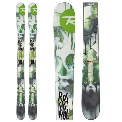 Rossignol S7 Pro Skis - Youth 2012