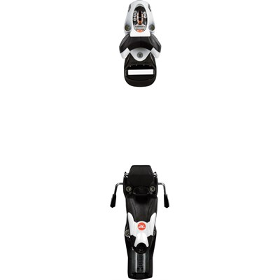 Rossignol Comp Kid 25 S Ski Bindings (80mm Brakes) - Youth - Boy's 2012
