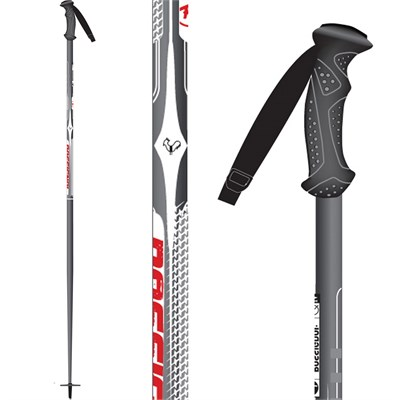 Rossignol Experience Jr - Youth Ski Poles 2012