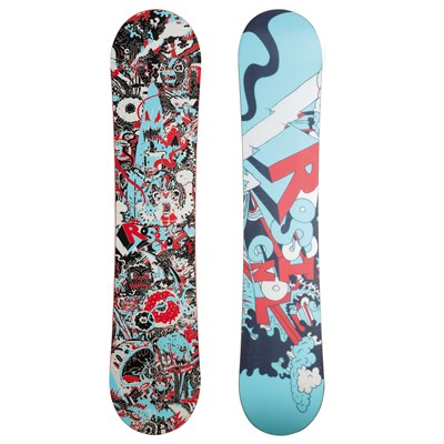 Rossignol Scan Snowboard - Youth 2012
