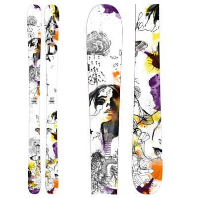 Armada Kirti Skis - Girl's 2012