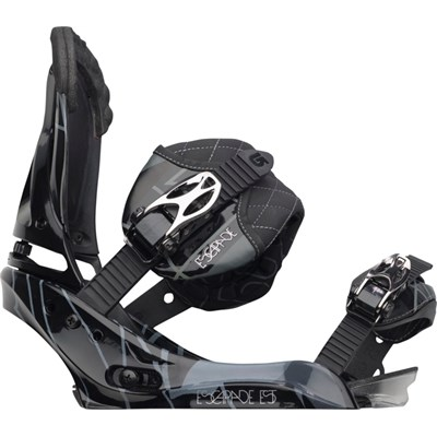 Burton Escapade EST Snowboard Bindings - Women's 2012