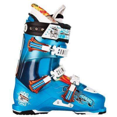 Nordica Ace of Spades Ski Boots 2012