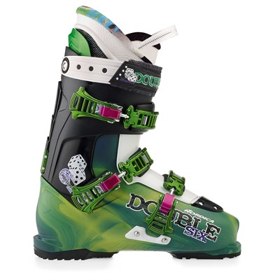 Nordica Double Six Ski Boots 2012