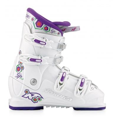 Nordica GP TJ Ski Boots - Youth - Girl's 2012