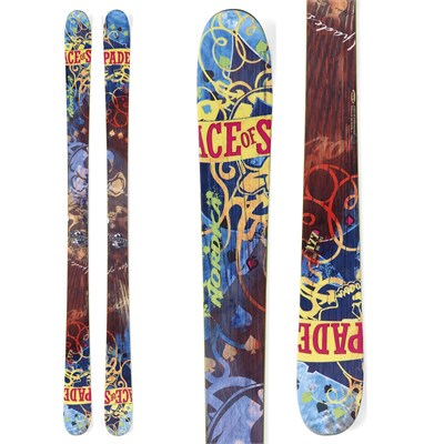 Nordica Ace of Spades Skis 2012