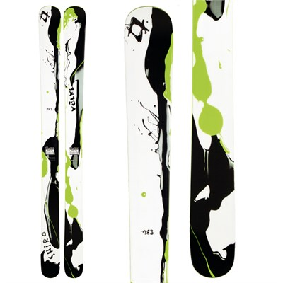 Volkl Shiro Skis 2012