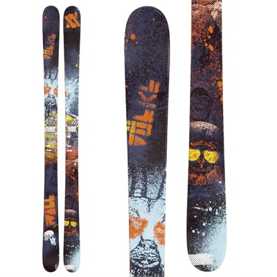 Volkl Wall Skis 2012