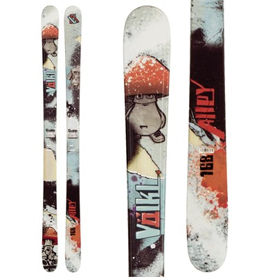 Volkl Alley Skis 2012