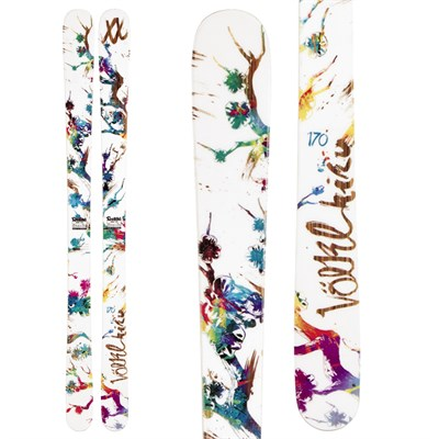 Volkl Kiku Skis - Women's 2012