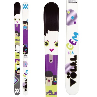 Volkl Gem Skis - Women's 2012