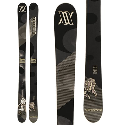 Volkl Gotama Jr Skis - Youth 2012