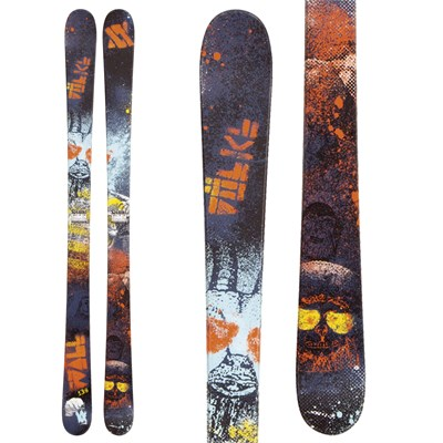 Volkl Wall Jr Skis - Youth 2012