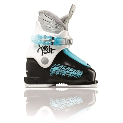 Fischer Soma X Jr 10 Ski Boots - Youth 2012