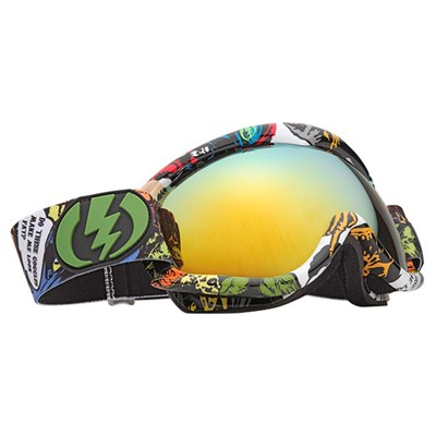 Electric Peter Line Rider Inspired Design Series EG1s Goggles