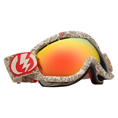 Electric Iikka Backstrom Rider Inspired Design Series EG1s Goggles