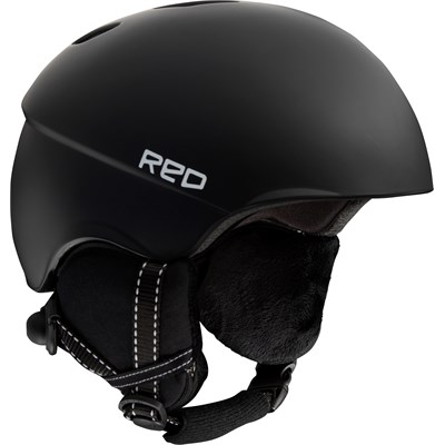Red Hi-Fi Helmet - Women's