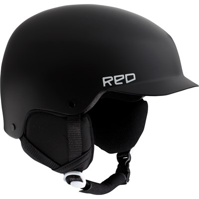 Red Defy Helmet - Youth