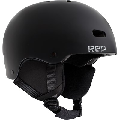 Red Trace Grom Helmet - Youth