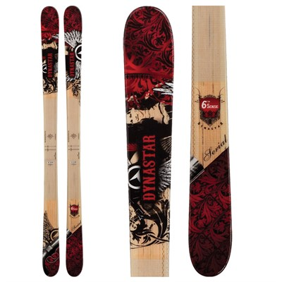 Dynastar 6th Sense Serial RL Skis - Youth 2011