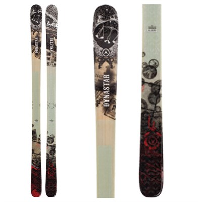 Dynastar 6th Sense Superpipe Skis 2011
