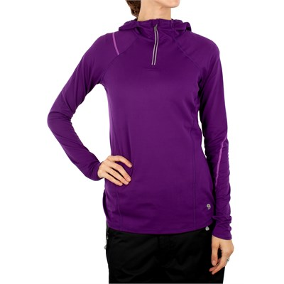 Mountain Hardwear Butter Zippity Zip Hoodie - Women's