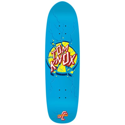 Santa Cruz Knox Smashup Powerply Skateboard Deck