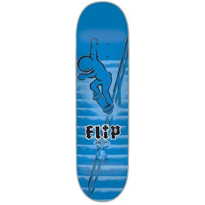 Flip Saari Doughboy Skateboard Deck
