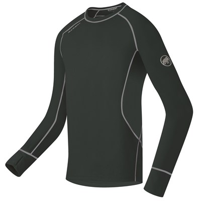 Mammut Warm-Quality Zip Longsleeve Shirt